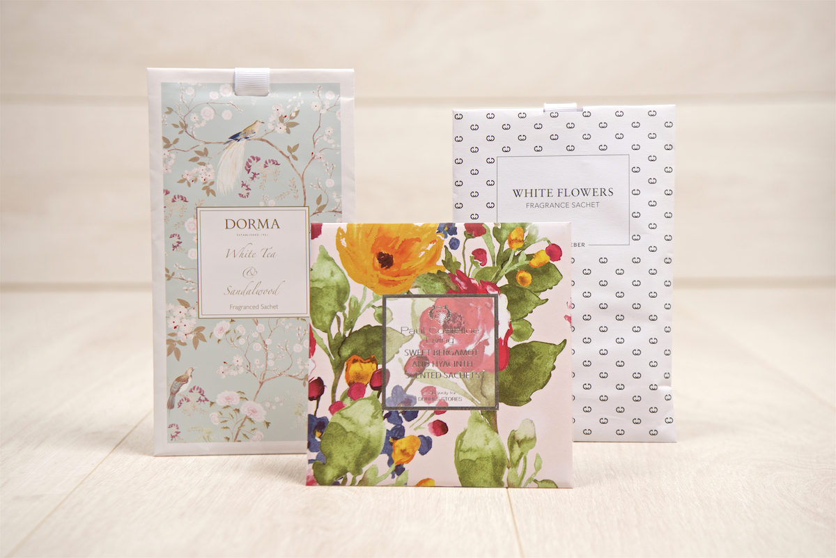 Medium & Large Scented Sachets