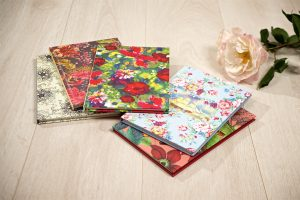 scented notebooks